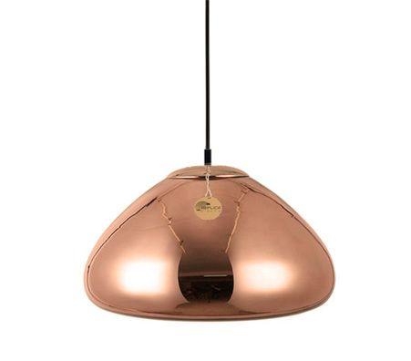 Replica Tom Dixon Void Pendant Light Copper Interior
