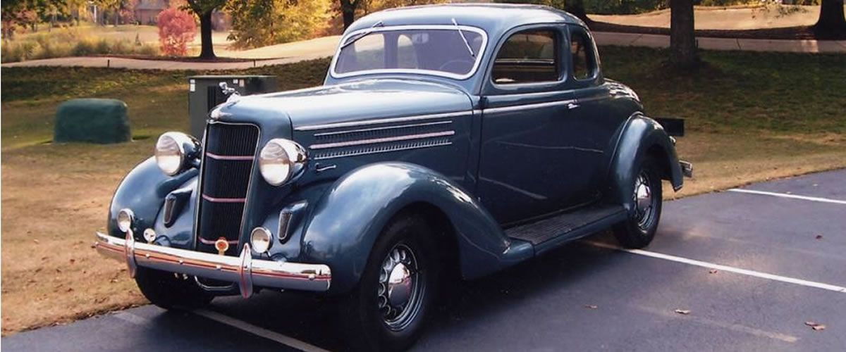 1935 dodge coupe for sale