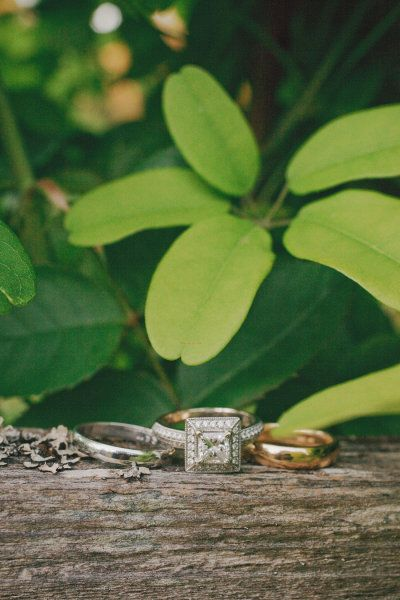 A ring shot! #wedding #shot