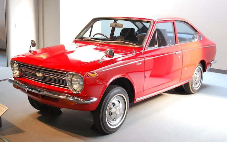 The 1968 Toyota Corolla Was The One That Started It All Learn
