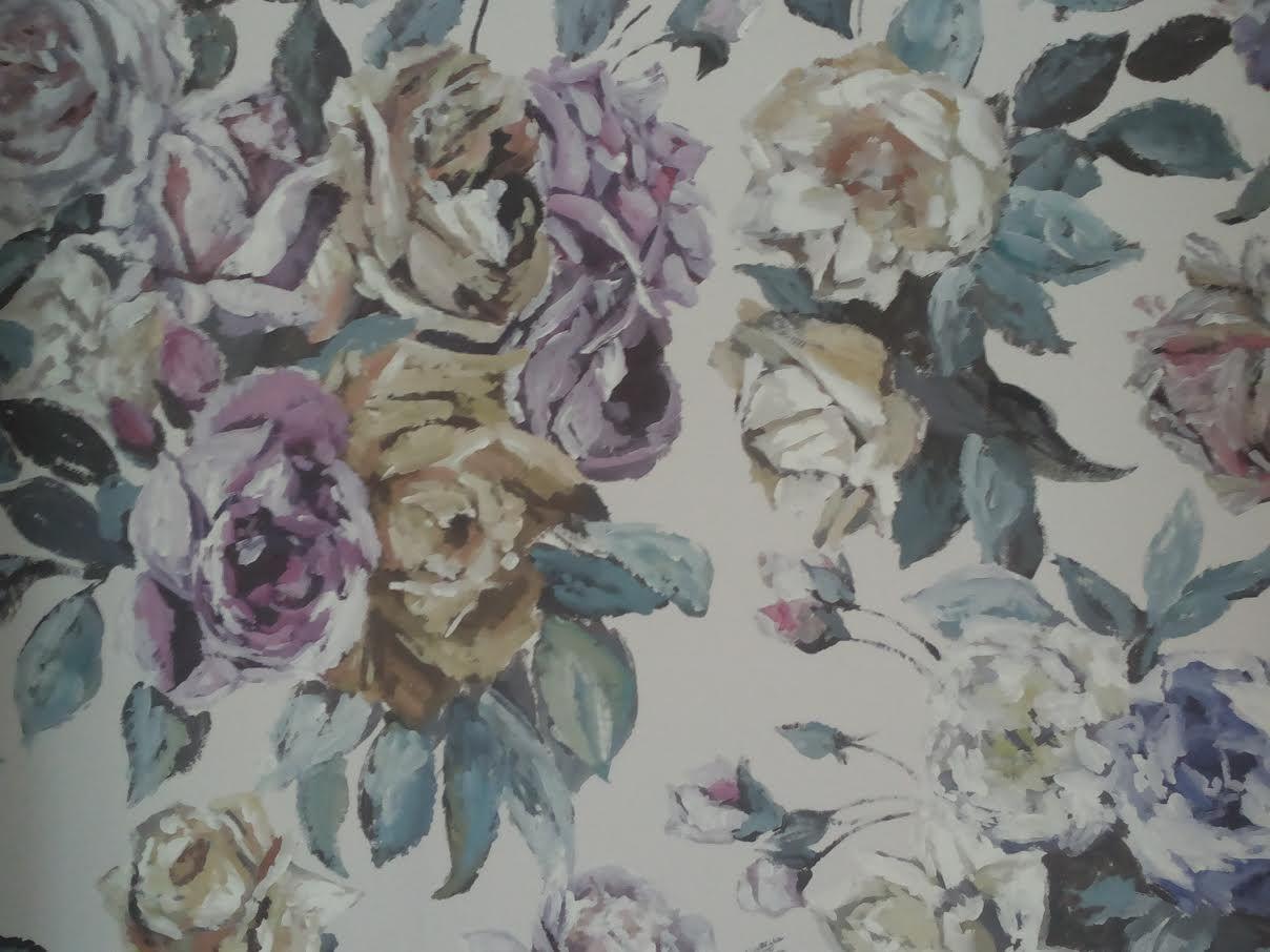 Designers Guild Viola Wallpaper