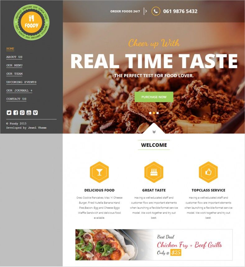 Food templates free download 34 restaurant html5 website themes food templates free download 34 restaurant html5 website themes templates free premium ideas forumfinder Gallery