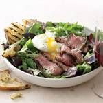 Bistro Steak-and-Egg Salad from Rachael Ray