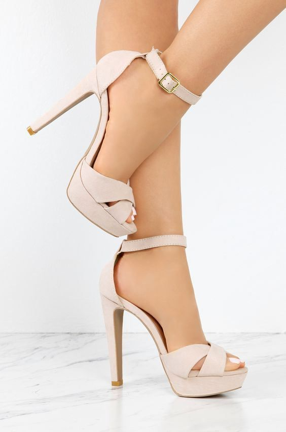 55 Spring Shoes For Your Perfect Look This Winter #heels #highheels #shoes #lola…