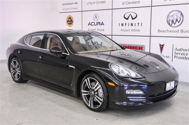 2011 Porsche Panamera S 4s Sedan 4 Doors Beige For Sale In North Olmsted Oh Http Www Usedcarsgroup Com Northolmsted O Porsche Panamera Porsche Cars For Sale