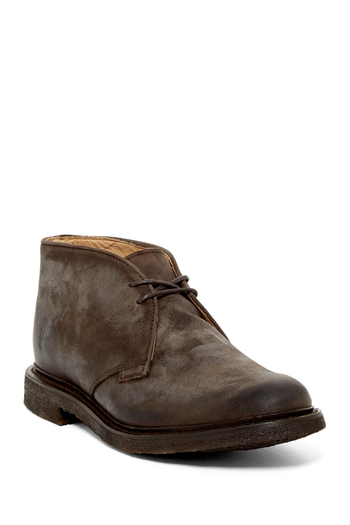 Frye James Crepe Chukka Boot Boots Shoes Sneakers