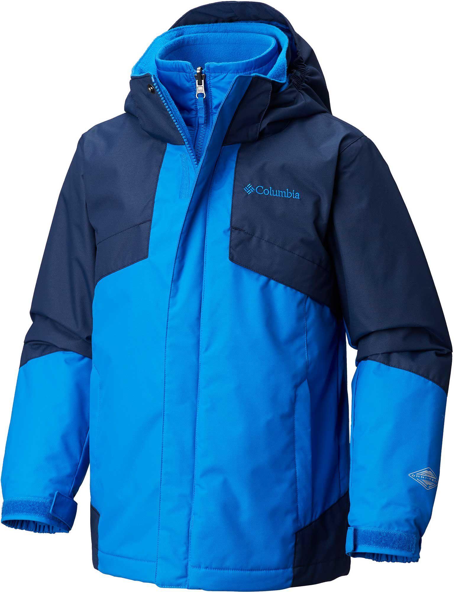 4afdb5850 Columbia Boys' Bugaboo Interchange Jacket, Blue | Products | Jackets ...