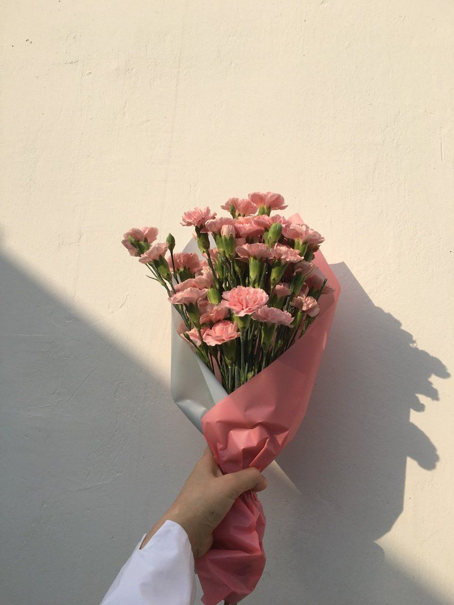 Pink Aesthetic Flower Icon