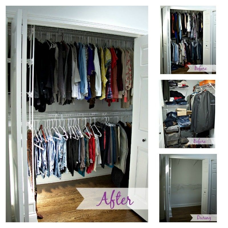How To Organize Your Closet Without Spending Anything Small