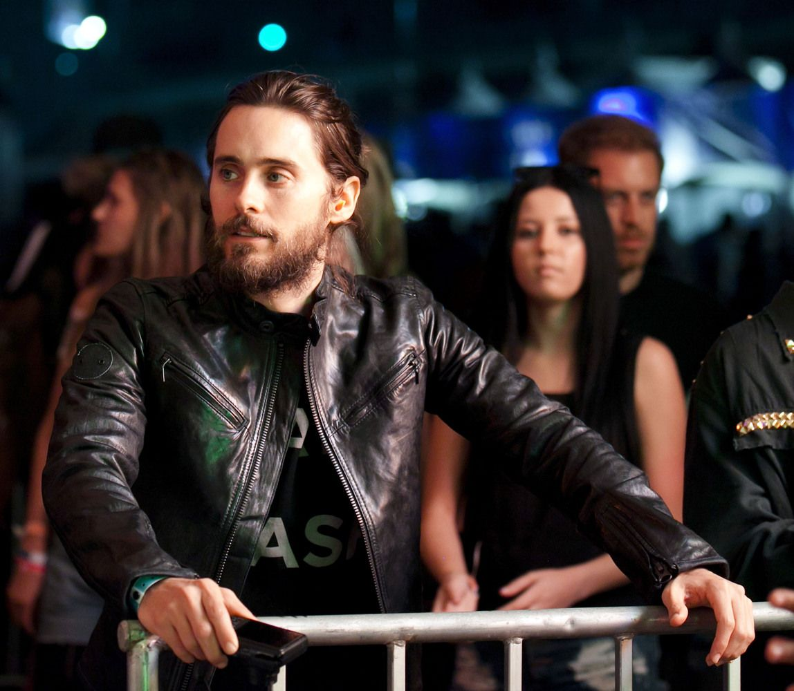 Jared Leto Blasts VMAs For Presenting Rock Award To Thirty Seconds To Mars During Pre-Show (VIDEO)