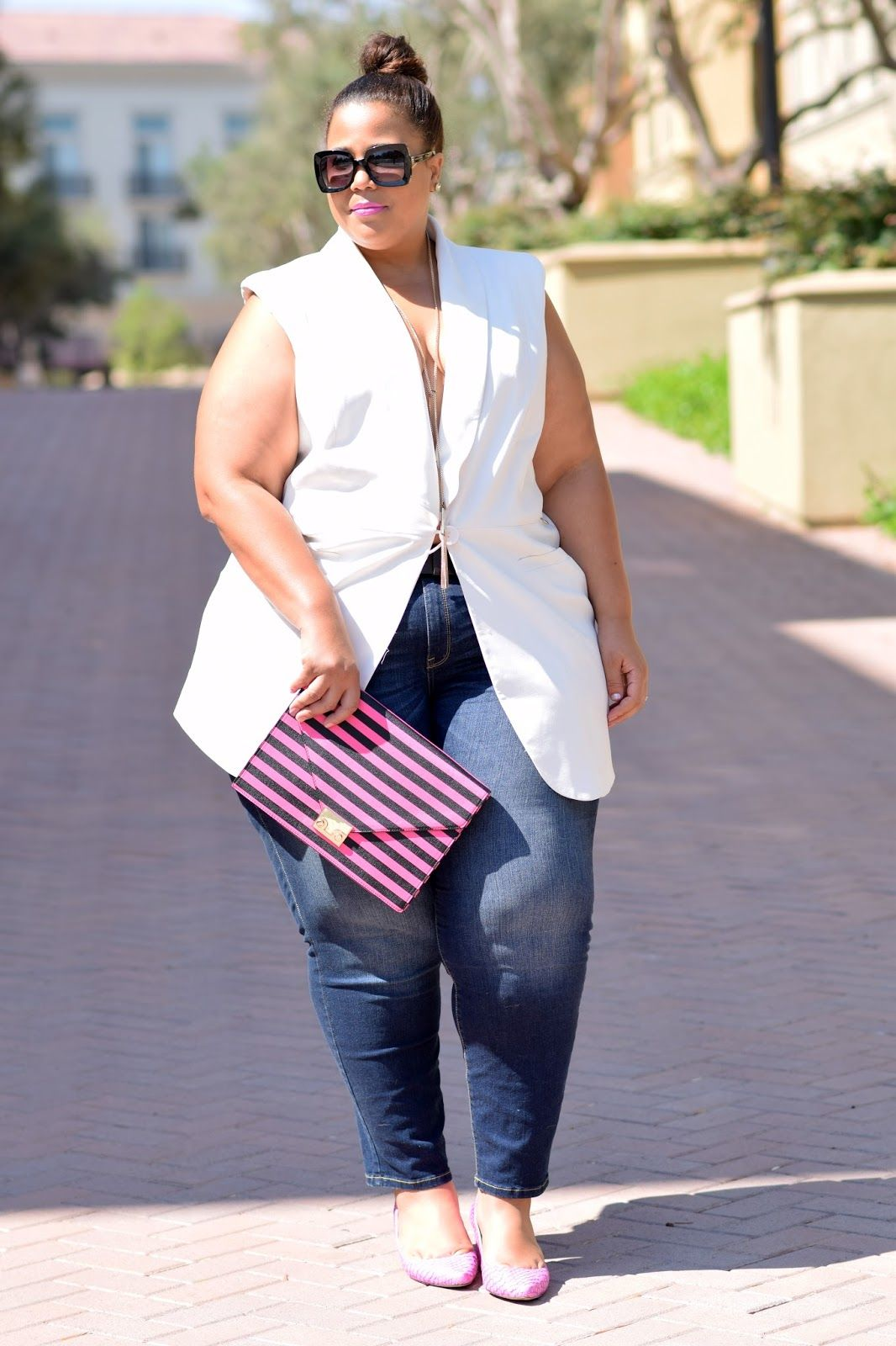 GarnerStyle | The Curvy Girl Guide: Nuetral | My Plus Size Style ...