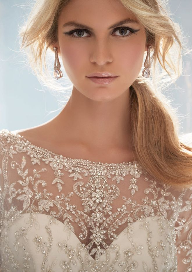 Mori Lee By Madeline Gardner Fall 2013 Bridal Collection + My Dress ...