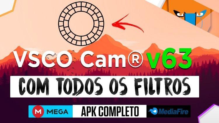 Vsco Cam Todos Os Filtros Apk Mod 2019 Atualizado Vsco Cam Pro Apk