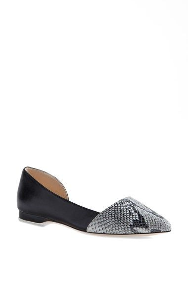 Cole Haan 'Amalia' Skimmer Flat (Nordstrom Exclusive) available at #Nordstrom