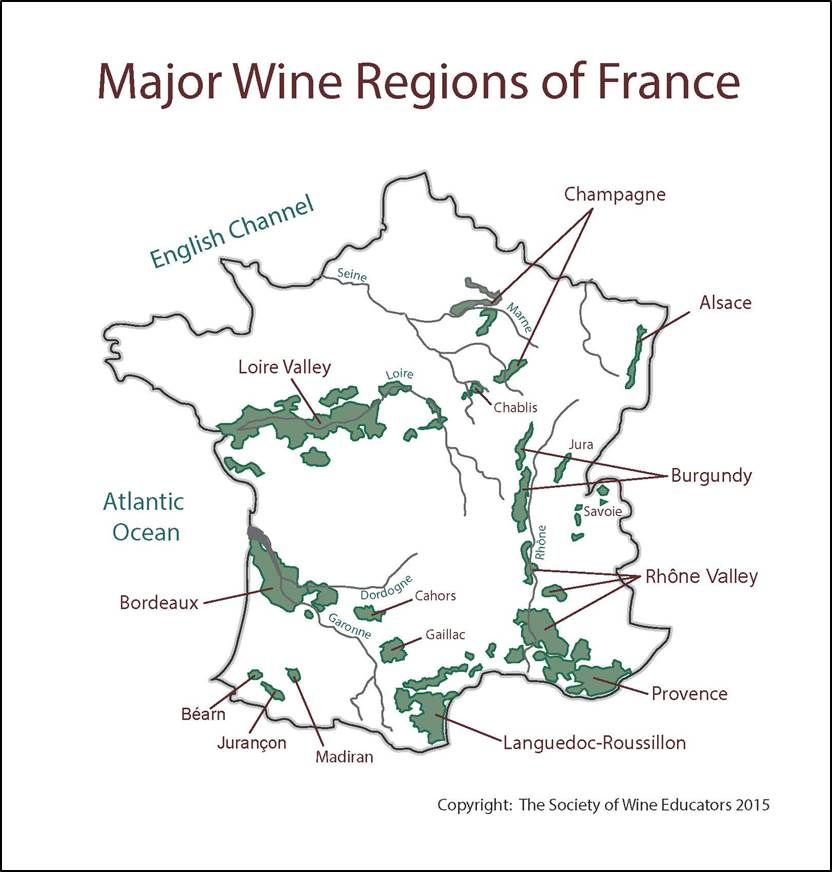France #france #wine #wineeducation