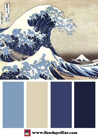 Katsushika Hokusai Wave Tattoo