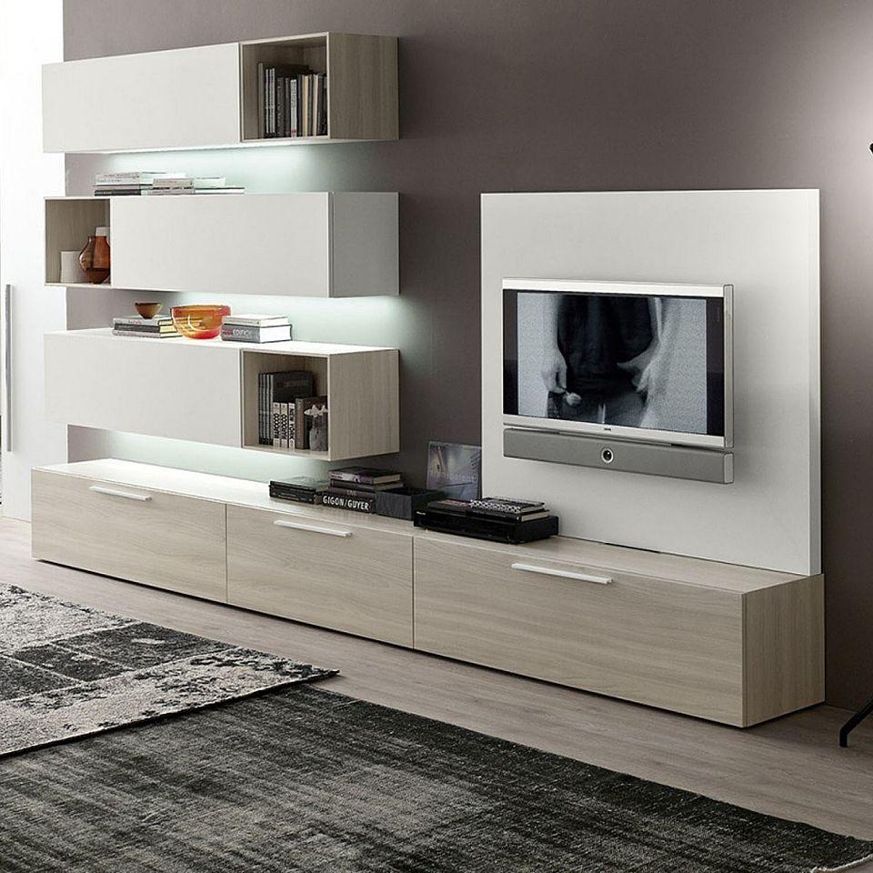 Best Contemporary Modern Tv Media Unit Rhythm By Orme In 2020 400 x 300