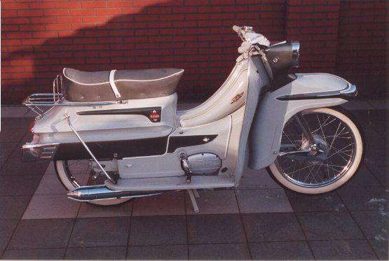Verrassend Avaros bromfiets | motos antiguas - Brommers, Jaren 60 en Wielen GM-28