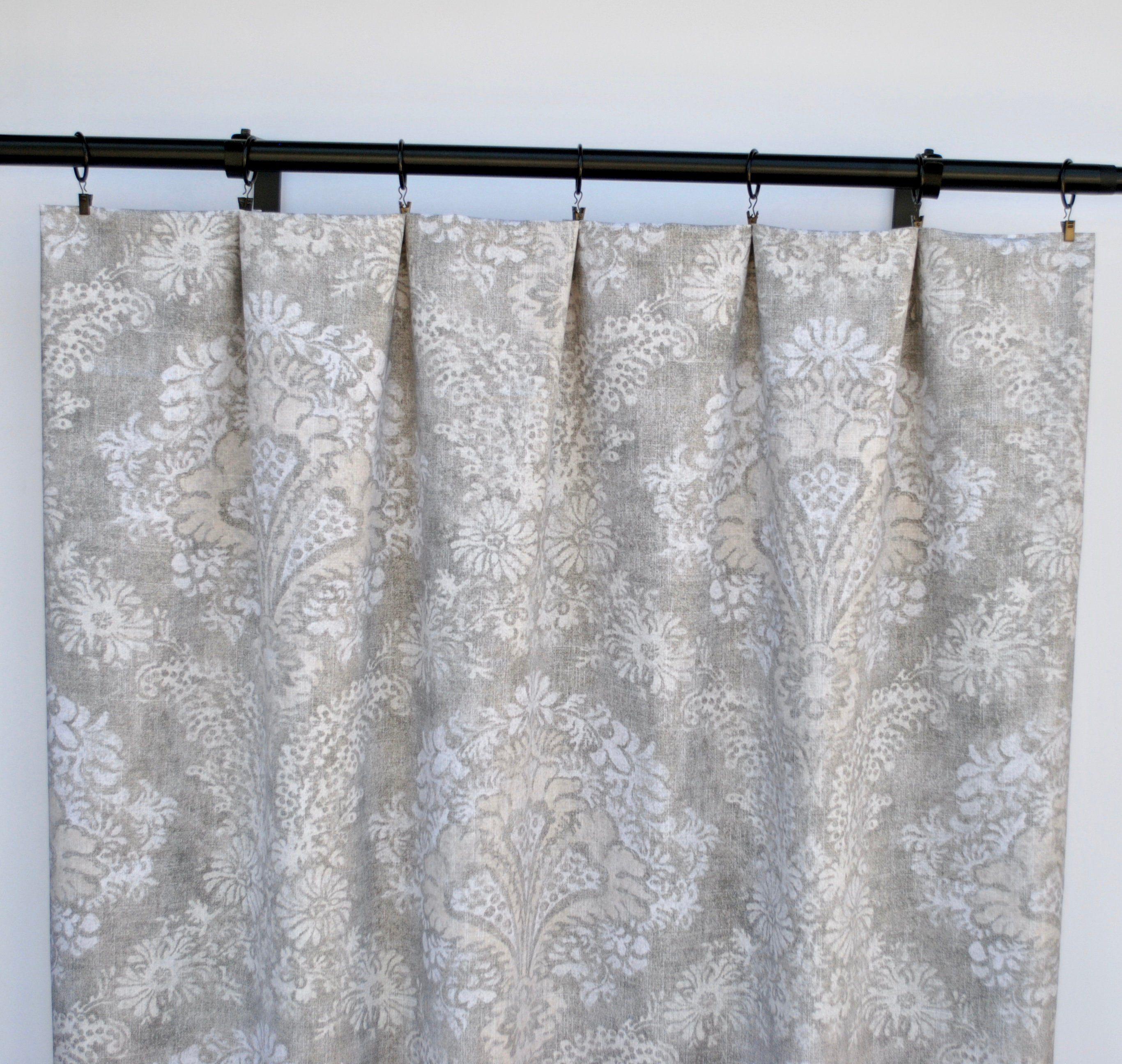 Magnolia Curtains Floral Curtain Grey Curtain 2 Curtain Panels Curtains Home Decor Tan Curtain In 2020 Beige Curtains Grey Curtains Floral Curtains #tan #curtains #for #living #room