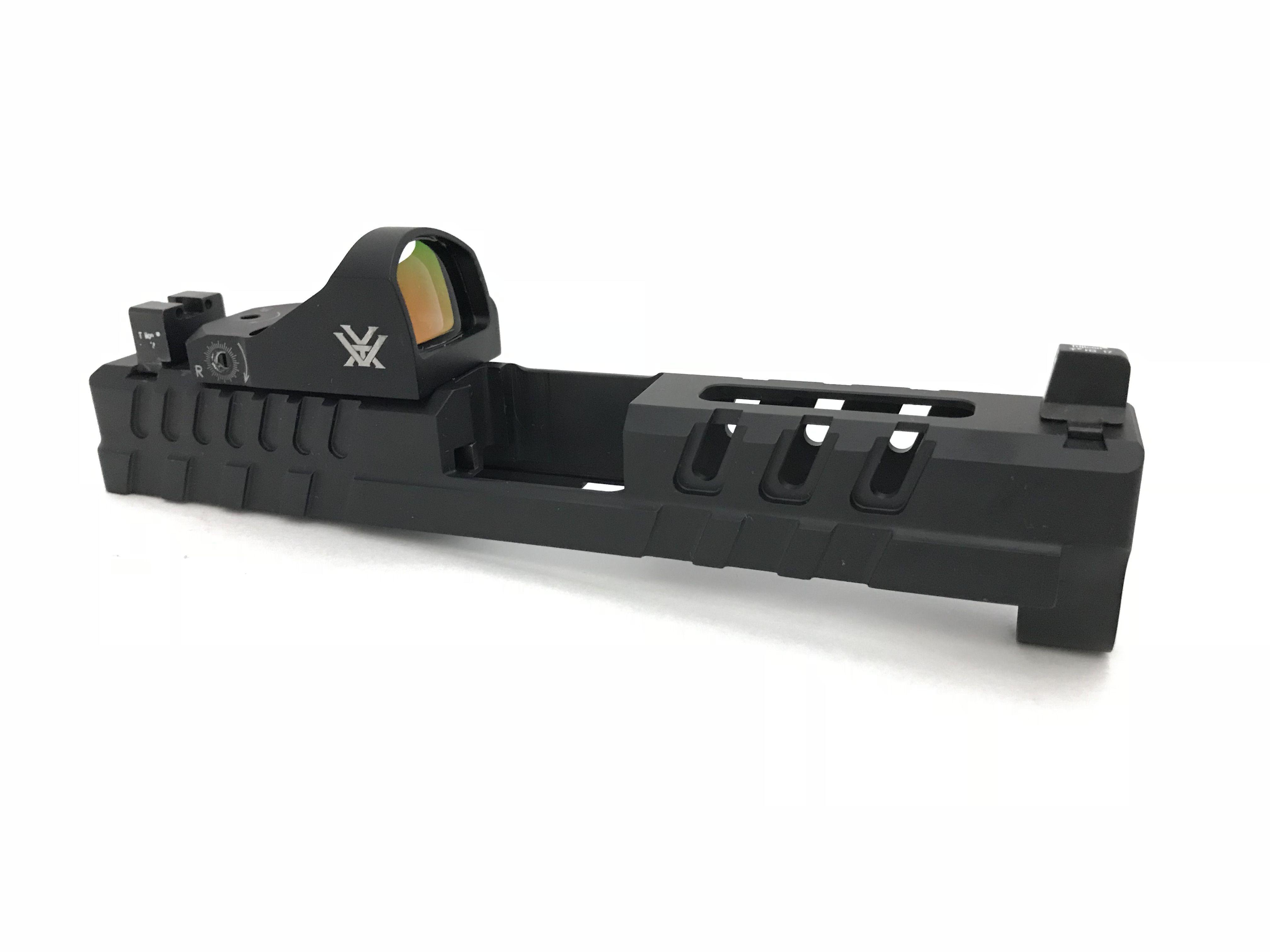 Pin on Springfield XD Aftermarket Custom Slide