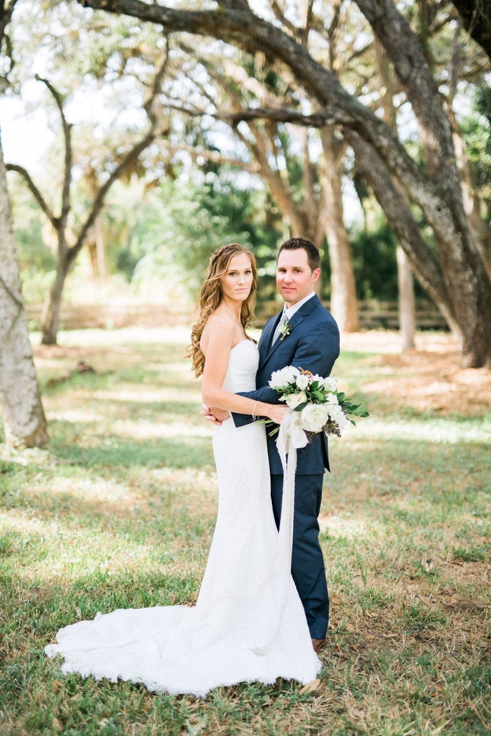 A fort myers wedding with french country style fort myers