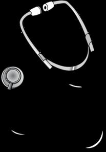 Stethoscope Clip Art Stethoscope Medical Preventive Measure