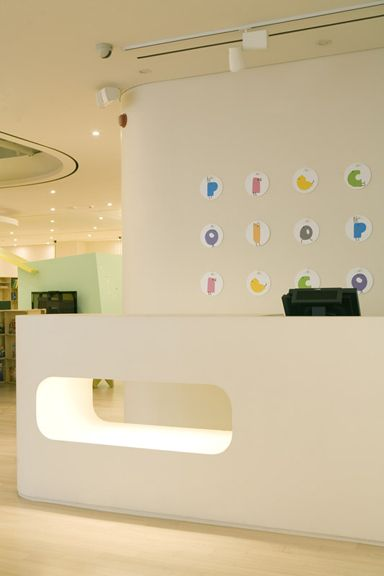Kids Cafe Piccolo On Behance Kids Cafe Cafe Piccolo Kids Indoor Playground