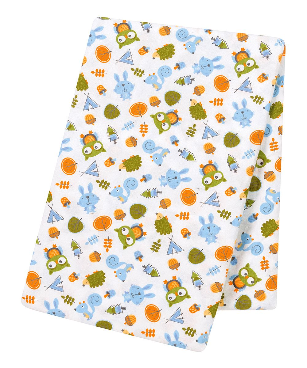 48'' x 48'' Animal Jumbo Deluxe Swaddle Blanket