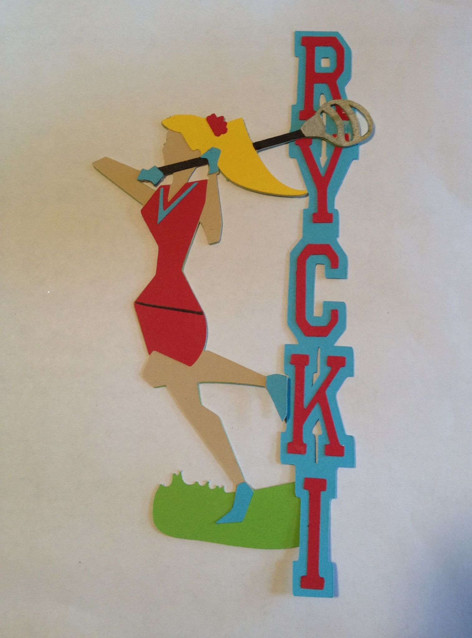 lacrosse locker decoration | locker decorations | pinterest