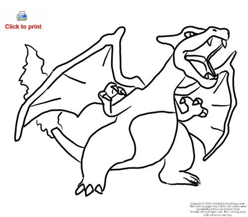 pokemon coloring pages google images - photo#44