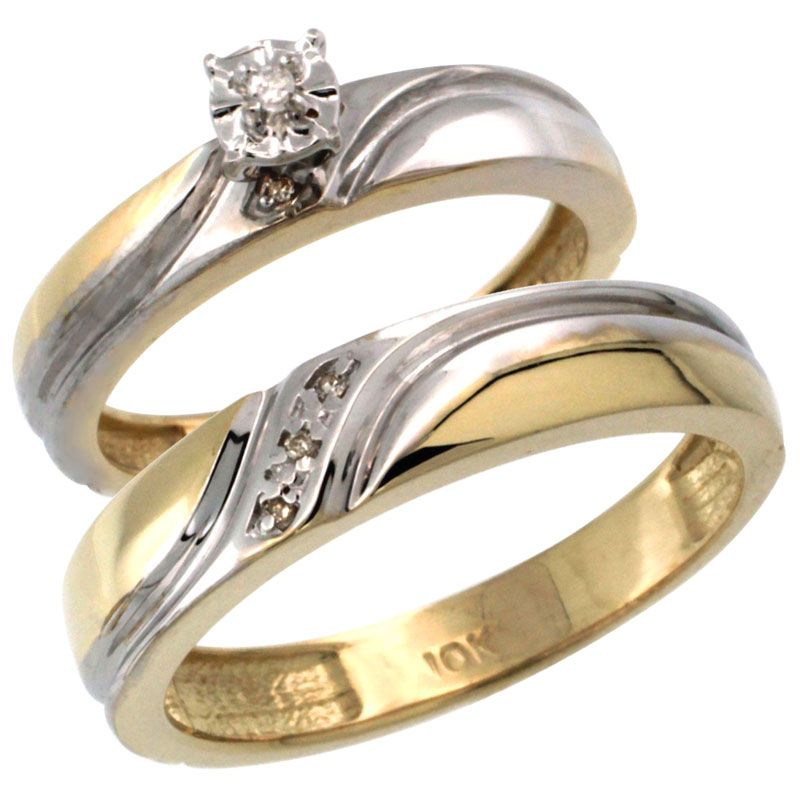 Gold and Silver Wedding Rings Silver Wedding Rings