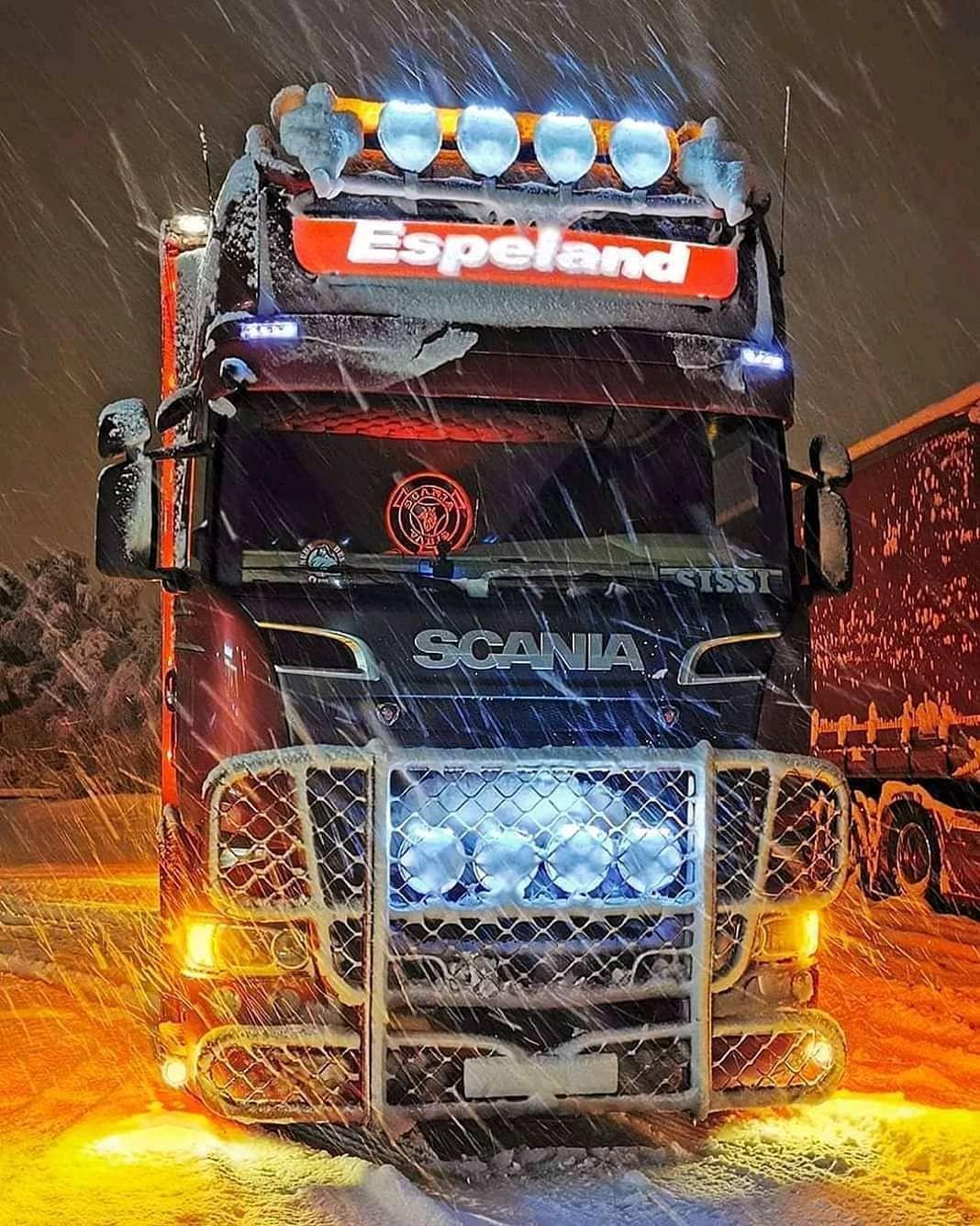 Pin On 1 Scania Trucks
