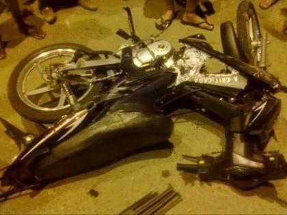 Agricultor morre após colidir contra carro na PE-402 em Tabira- PE   S1 Notícias