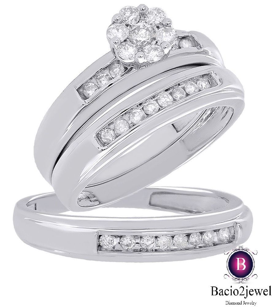 frame jewellery double peoples her w shaped bands diamond white v c for pear in t wedding ring engagement gold jewellers