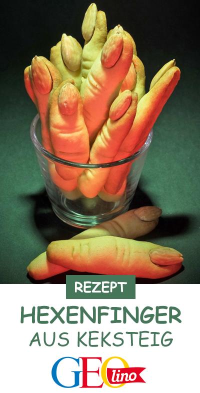 Rezept: Hexenfinger