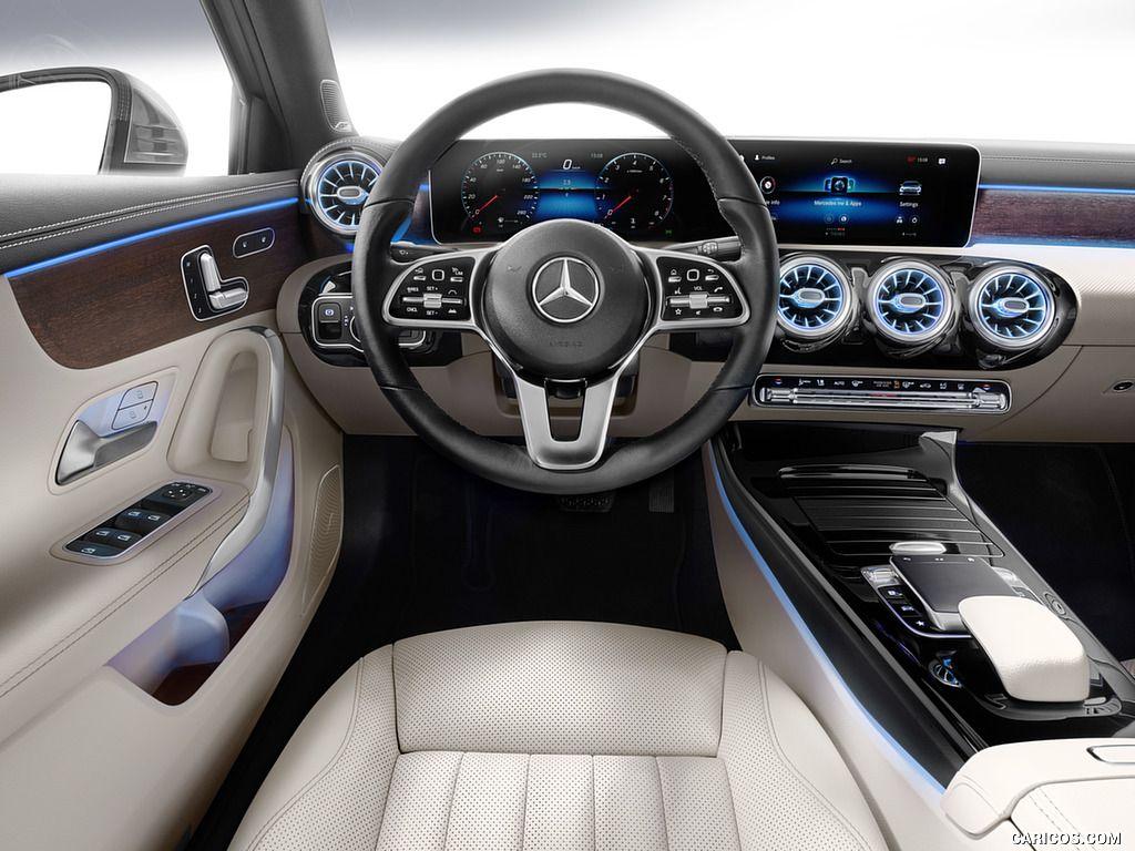2019 Mercedes Benz A Class Sedan Wallpaper Benz A Class