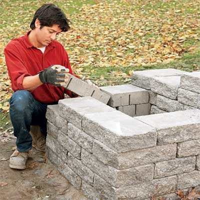 How To Build A Stone Planter Gardening Loves Stone Planters