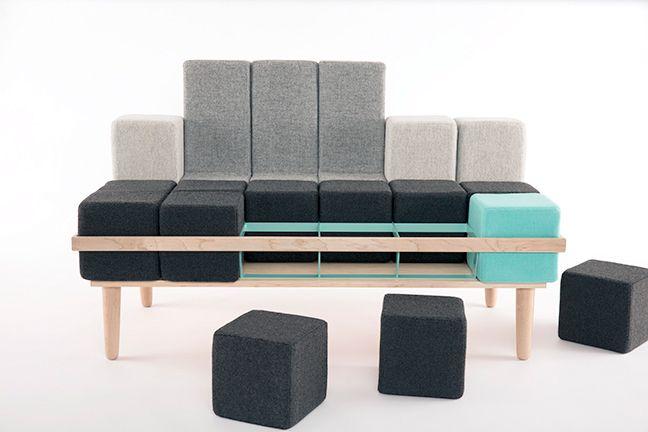 Bloc D Sofa