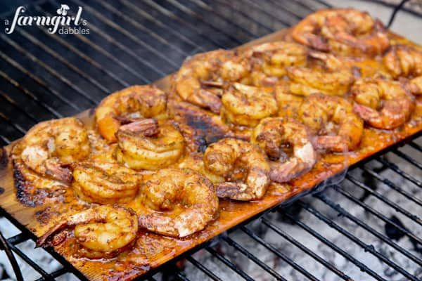 Grilled Caribbean Jerk Shrimp {2 ways #jerkshrimp
