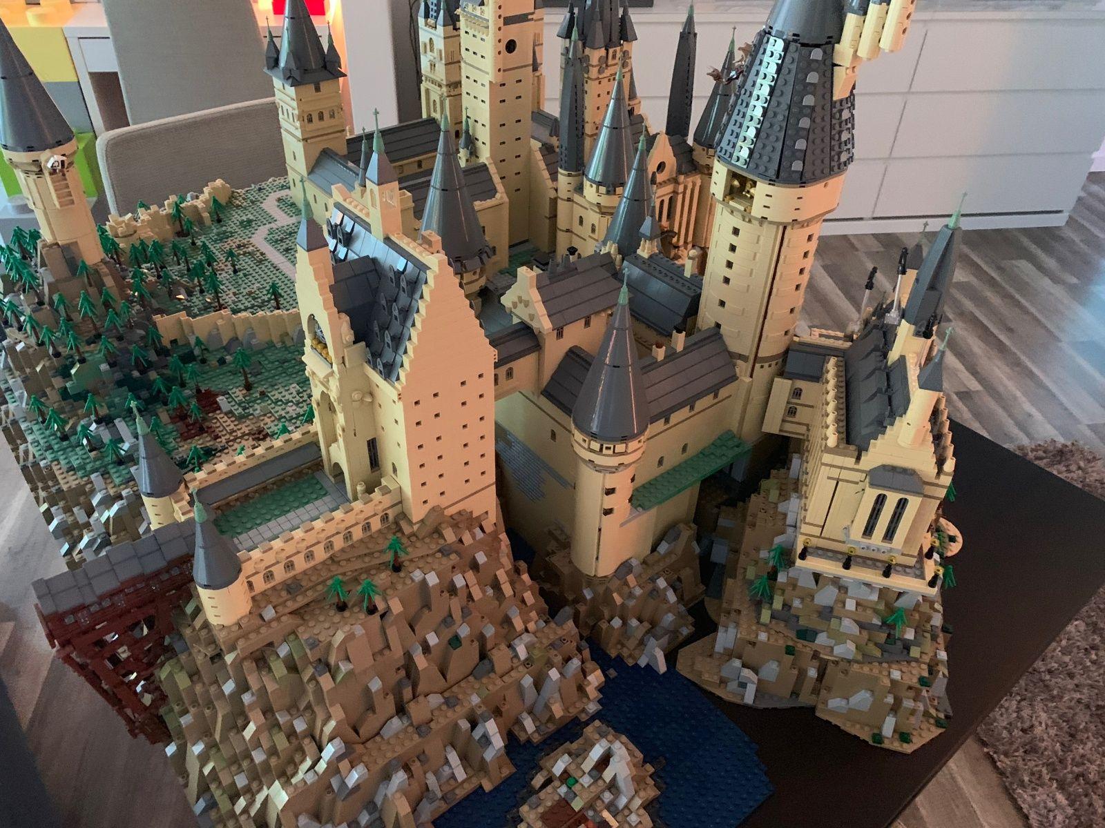 Pin Auf Lego Harry Potter