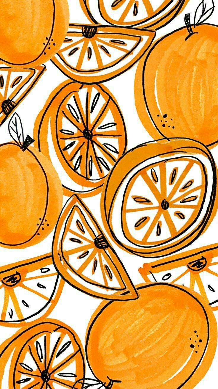 yellow wallpaper _ orange wallpaper _ wallpaper for iPhone