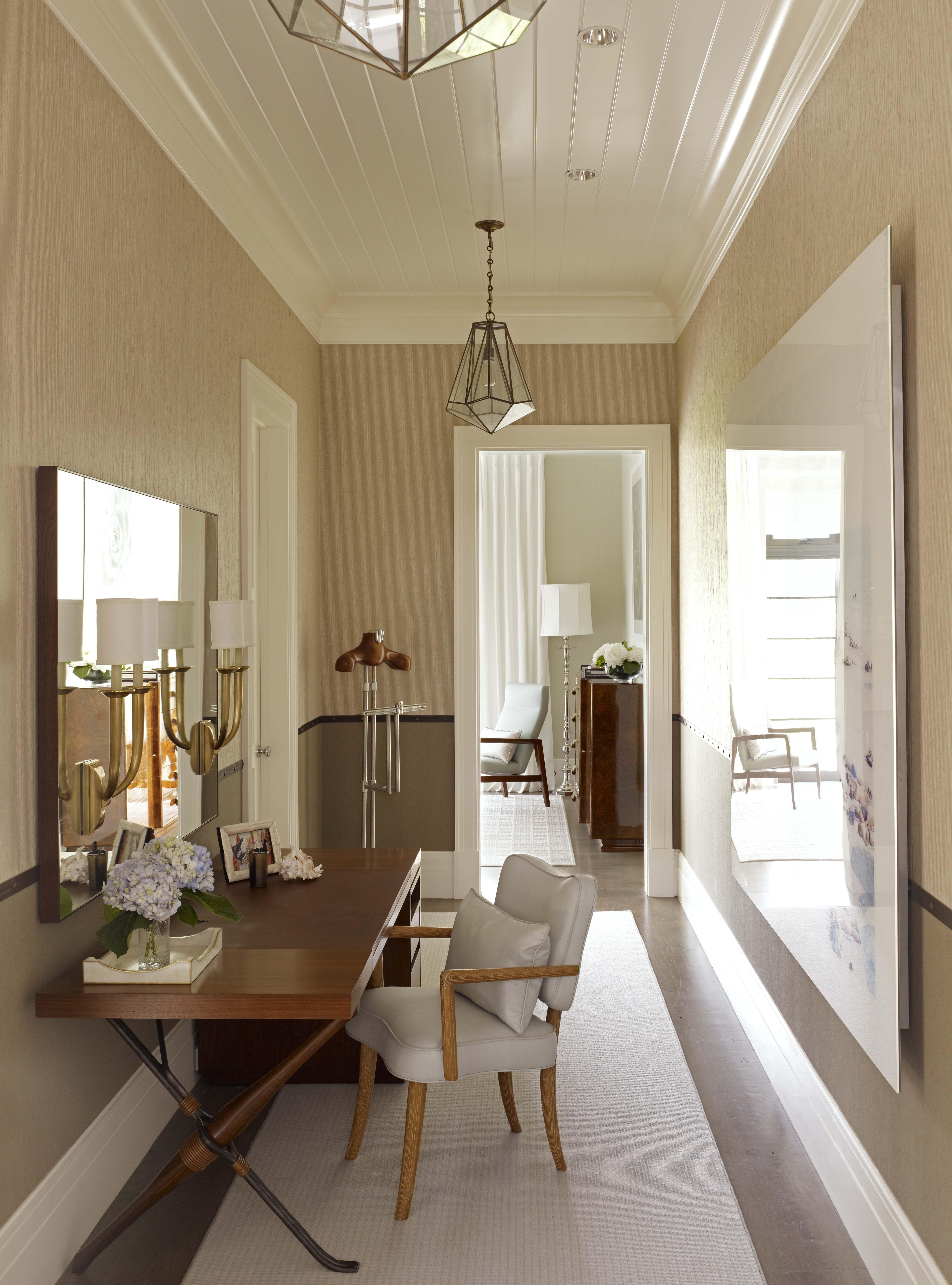 Bridgehampton Residence Guest Master Bedroom Dressing Room By