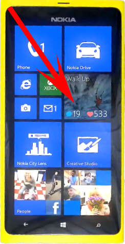 Instagram app for Windows Phone 8 seen in Nokia PureMotion
