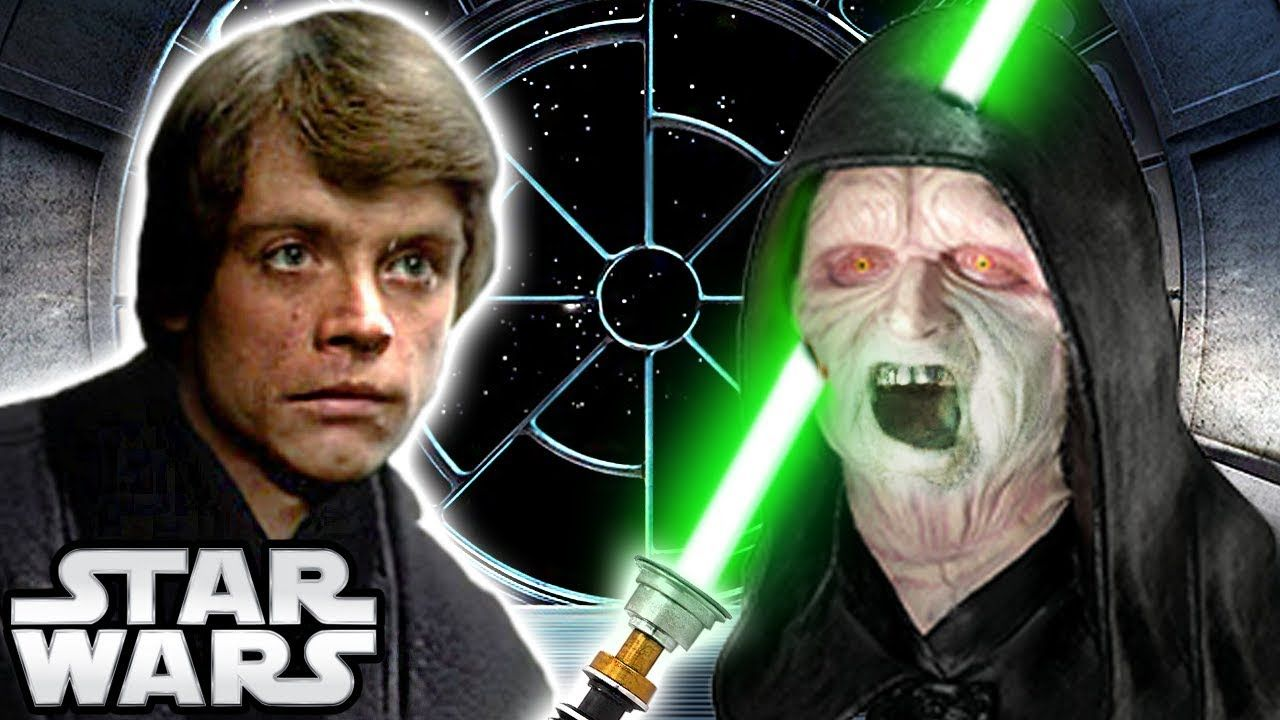 What If Luke Fought Palpatine At The End Of Return Of The Jedi