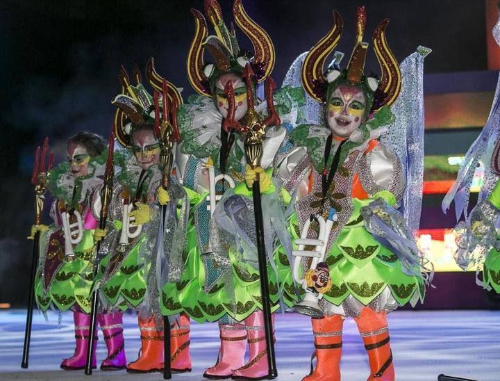 Segunda fase de murgas infantiles del carnaval 2016