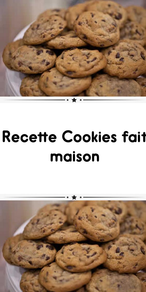 Recette Cookies Fait Maison Cookies Recette Cookies Facile Et Rapide Recette Cookies Facile