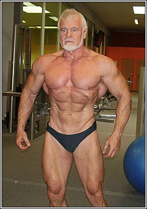 silver and strong fitness in your 60s http