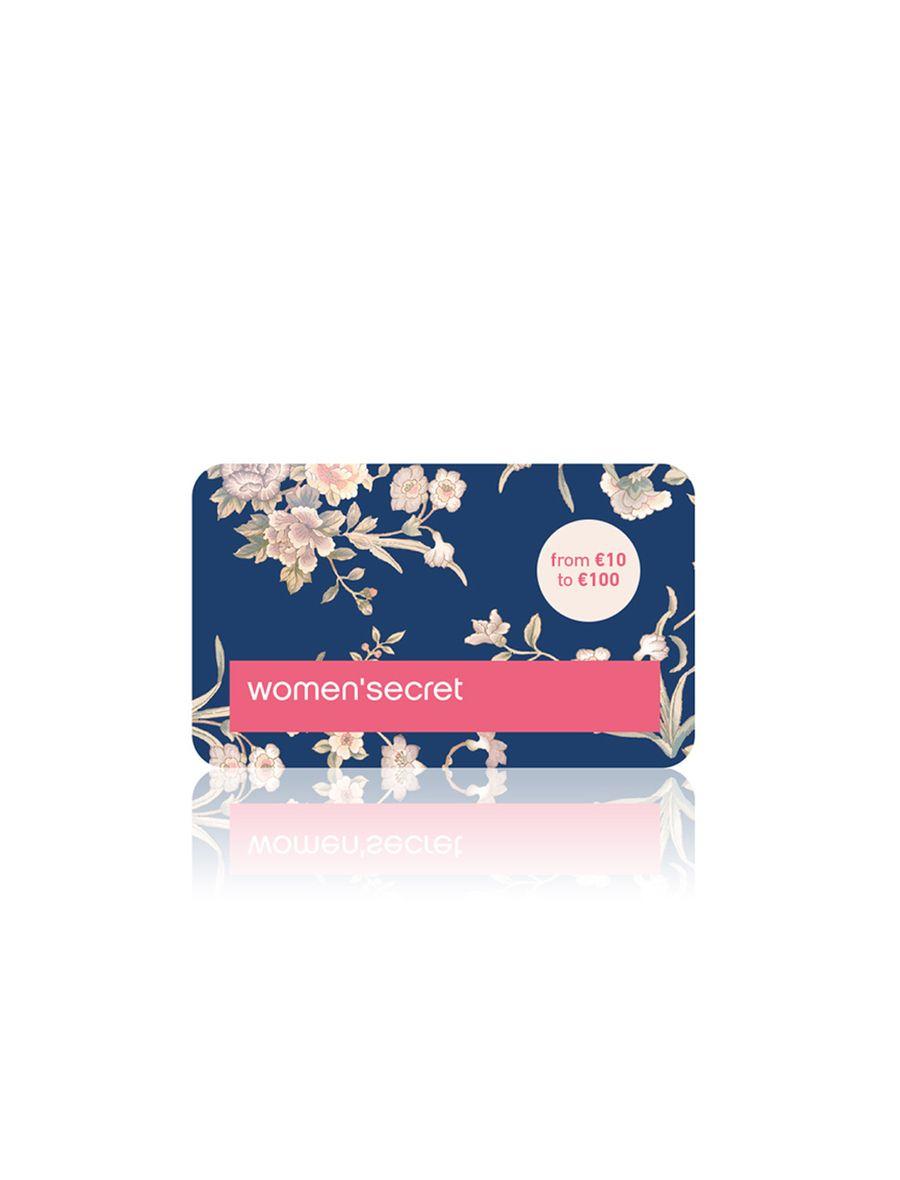 Womensecret Carte Cadeau Carte Cadeau Boutique En Ligne Avec