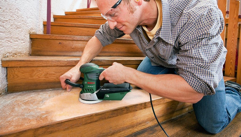 Photo of Renovate wooden stairs – Instructions in 6 steps | OBI