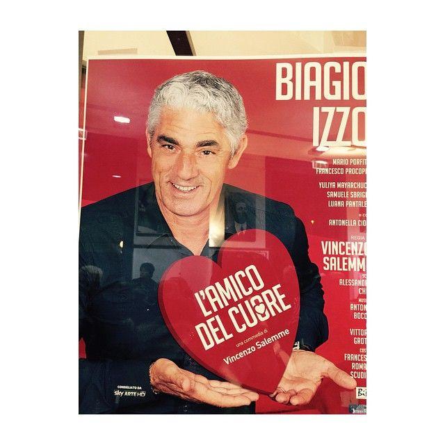 #PaolaPerego Paola Perego: Ambra jovinelli..... Bravo amico mio #biagioizzo